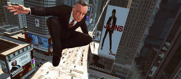 The Amazing Spider-Man Stan Lee Adventure Pack News