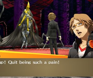 Persona 4 Golden Chat
