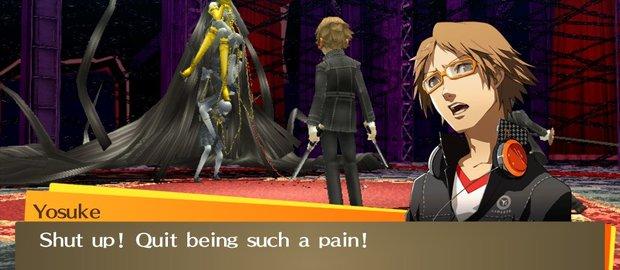 Persona 4 Golden News