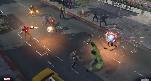Marvel Heroes Avengers screenshots