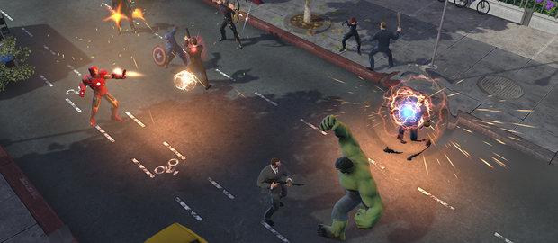 Marvel Heroes News