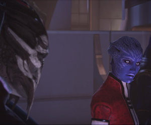 Mass Effect Trilogy Chat