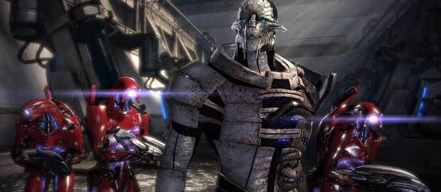 Mass Effect Trilogy News