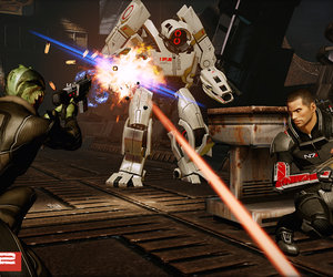 Mass Effect Trilogy Screenshots