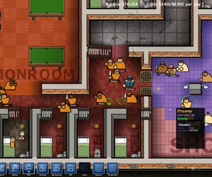 Prison Architect Chat