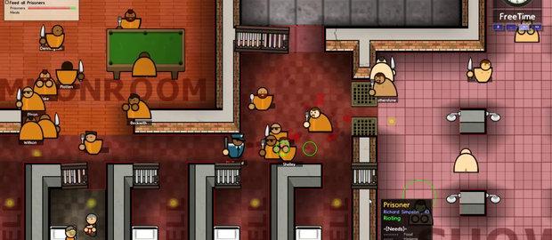 Prison Architect News