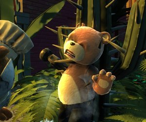 Naughty Bear: Panic in Paradise Chat