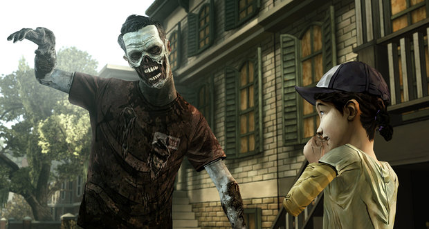 The Walking Dead episode 4 screenshot