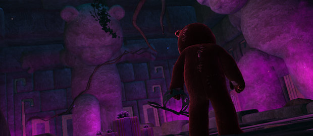 Naughty Bear: Panic in Paradise News
