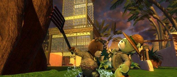 Naughty Bear: Panic in Paradise News