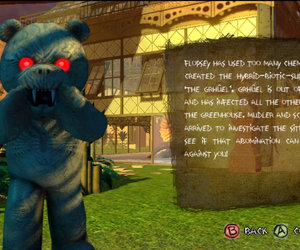 Naughty Bear: Panic in Paradise Screenshots