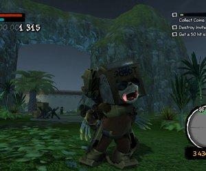Naughty Bear: Panic in Paradise Screenshots