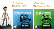 Gamerscore unlocks Xbox Live Marketplace rebates