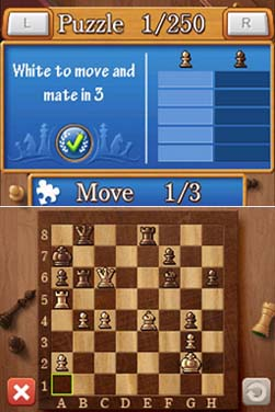 Academy: Chess Puzzles Files
