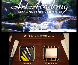 Art Academy: Lessons for Everyone! Videos