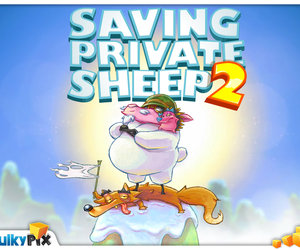 Saving Private Sheep 2 Screenshots