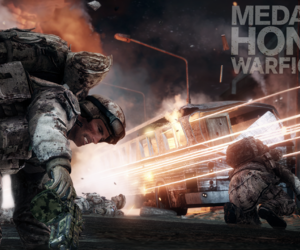Medal of Honor Warfighter Chat