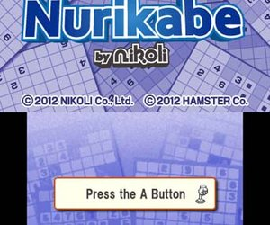 Nurikabe by Nikoli Files