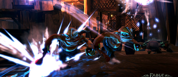 Fable: The Journey News