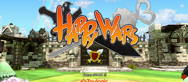 Happy Wars News