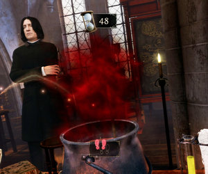 Harry Potter for Kinect Screenshots