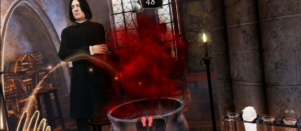 Harry Potter for Kinect News