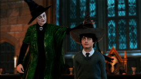 Harry Potter for Kinect Screenshot from Shacknews