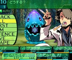 Etrian Odyssey IV: Legends of the Titan Screenshots