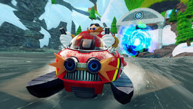Sonic & All-Stars Racing Transformed Screenshot from Shacknews