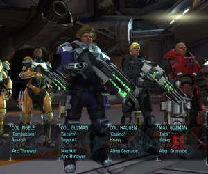 XCOM: Enemy Unknown Chat