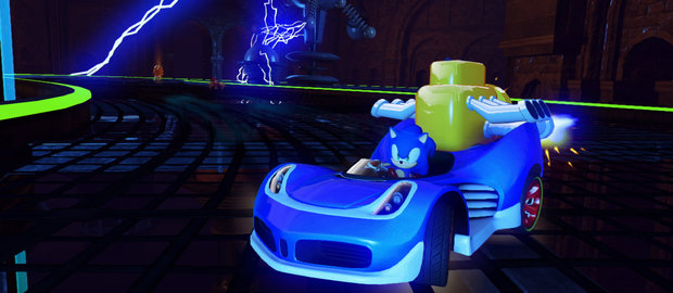 Sonic & All-Stars Racing Transformed News