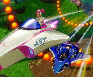 Sonic & All-Stars Racing Transformed Files