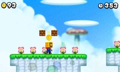 New Super Mario Bros. 2 Chat