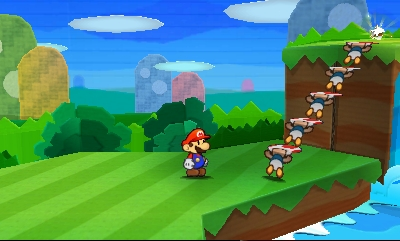 Paper Mario: Sticker Star Files