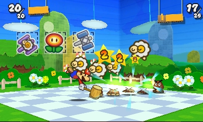 Paper Mario: Sticker Star Chat