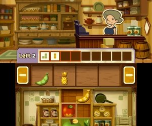 Professor Layton and the Miracle Mask Screenshots
