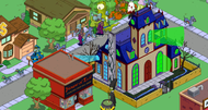 Simpsons iOS game gets 'Treehouse of Horror' update