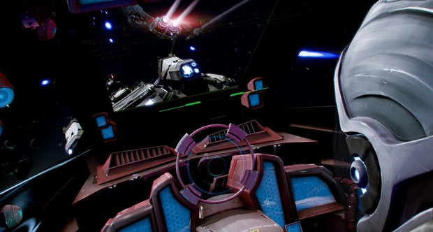 wc dogfight cockpit000659 23679.nphd Creator of Wing Commander announces new space sim