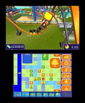 RollerCoaster Tycoon Screenshot from Shacknews