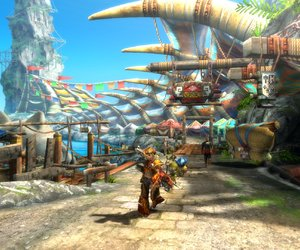 Monster Hunter 3 Ultimate Screenshots