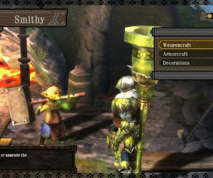 Monster Hunter 3 Ultimate Chat