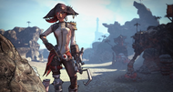 Borderlands 2 Captain Scarlett DLC trailer celebrates casting off