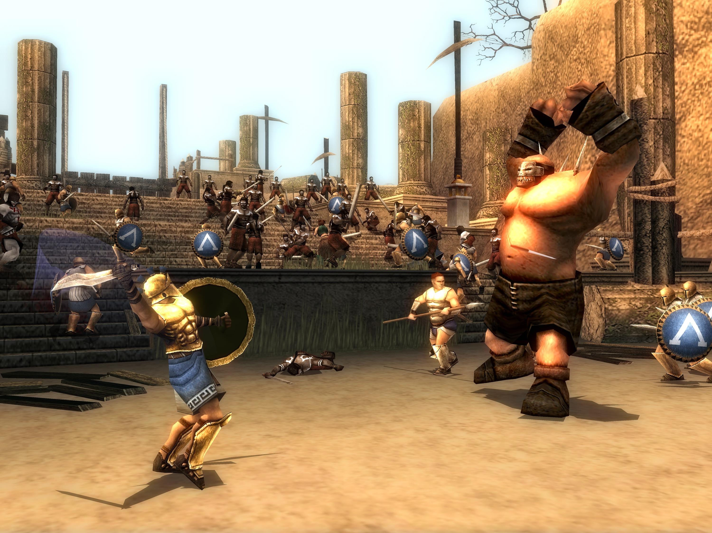 kompletlösung gladiator ps2