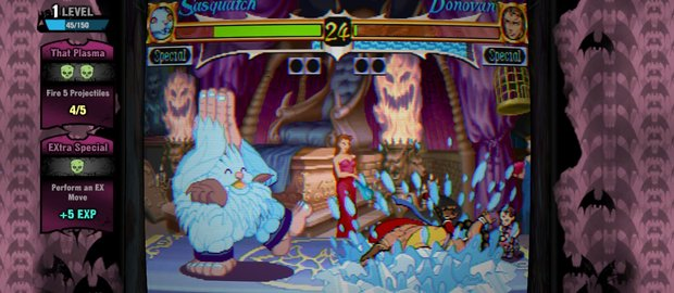 Darkstalkers Resurrection News
