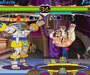 Darkstalkers Resurrection Screenshots