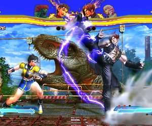 Street Fighter X Tekken Chat