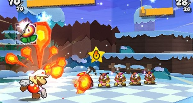 Paper Mario: Sticker Star top story  images
