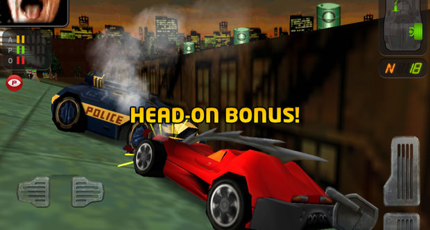 Carmageddon iOS screenshots