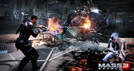 Mass Effect 3 campaign gets new weapon DLC