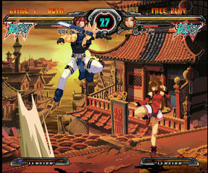 Guilty Gear XX Accent Core Plus Chat